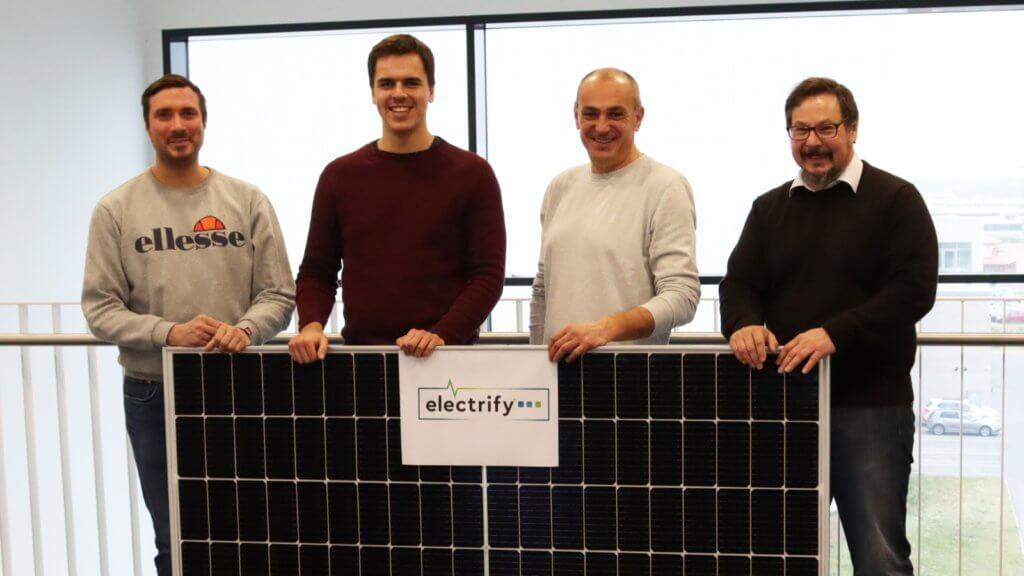 Electrify 2020, Über uns Electrify
